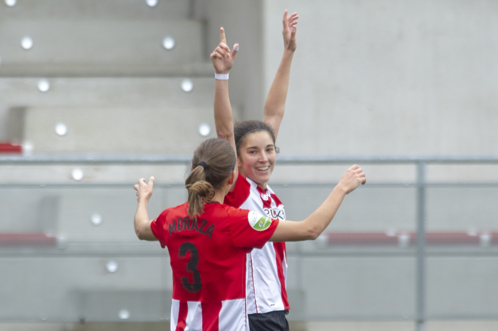 ATHLETIC CLUB DE BILBAO-MADRID FEMENINO