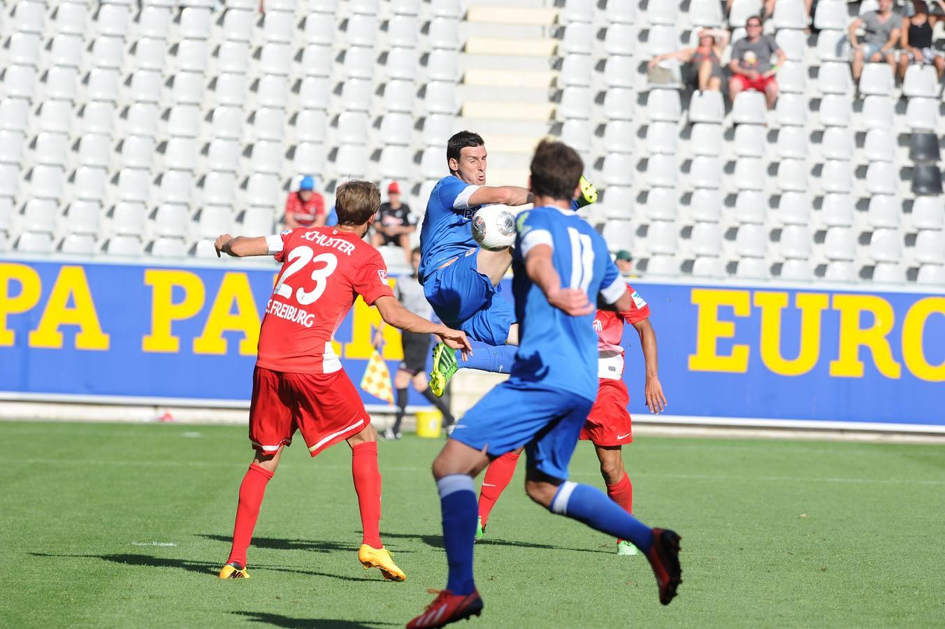 El Friburgo - Athletic, en imágenes