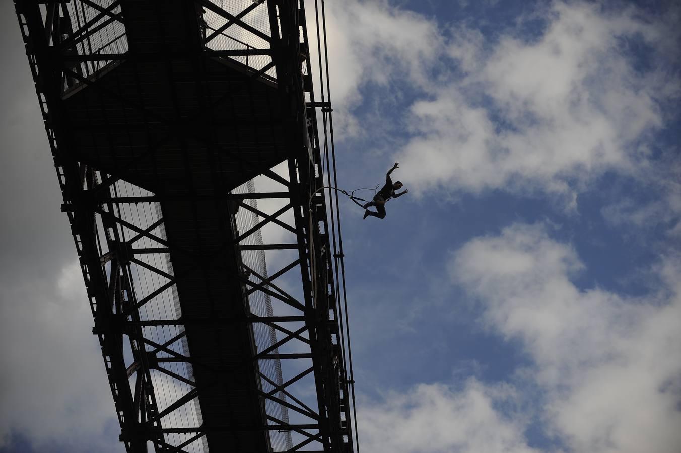 El Puente Colgante cumple 100 años