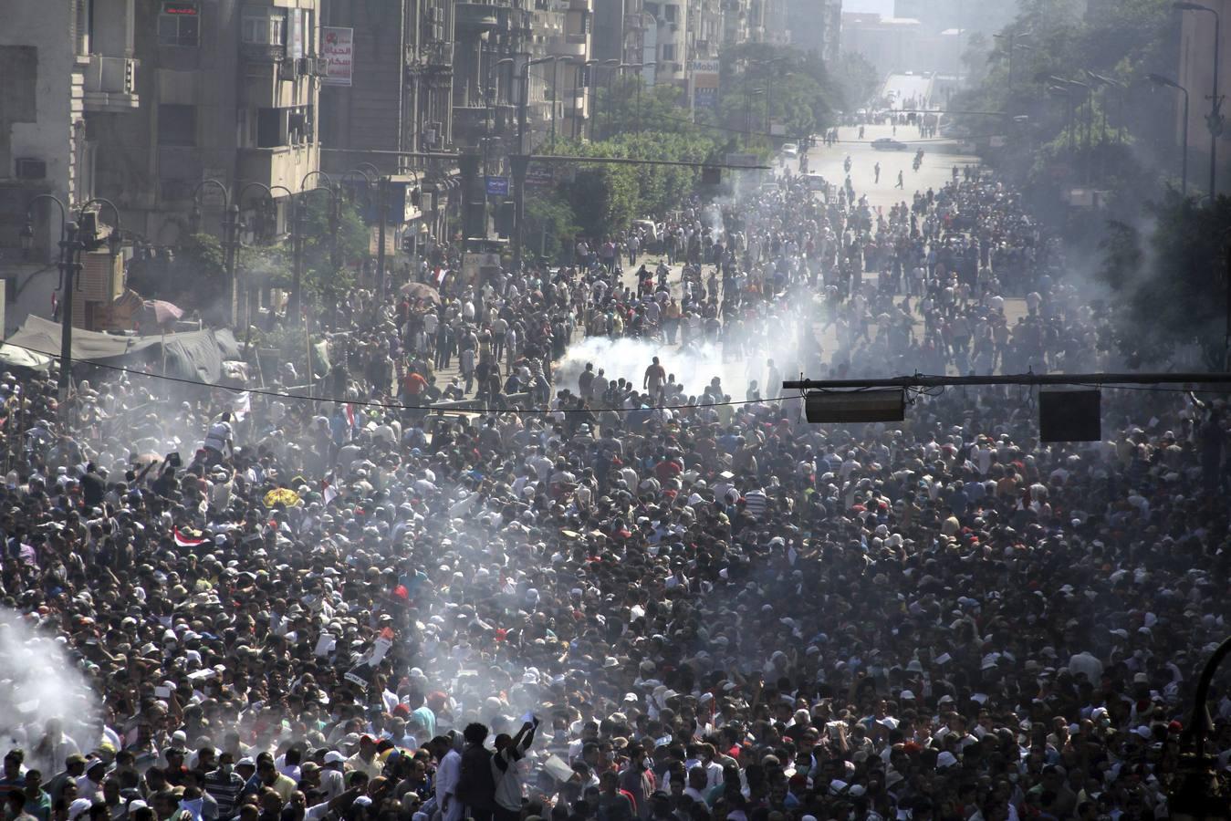 Los islamistas llaman a un 'Viernes de la Ira' en Egipto