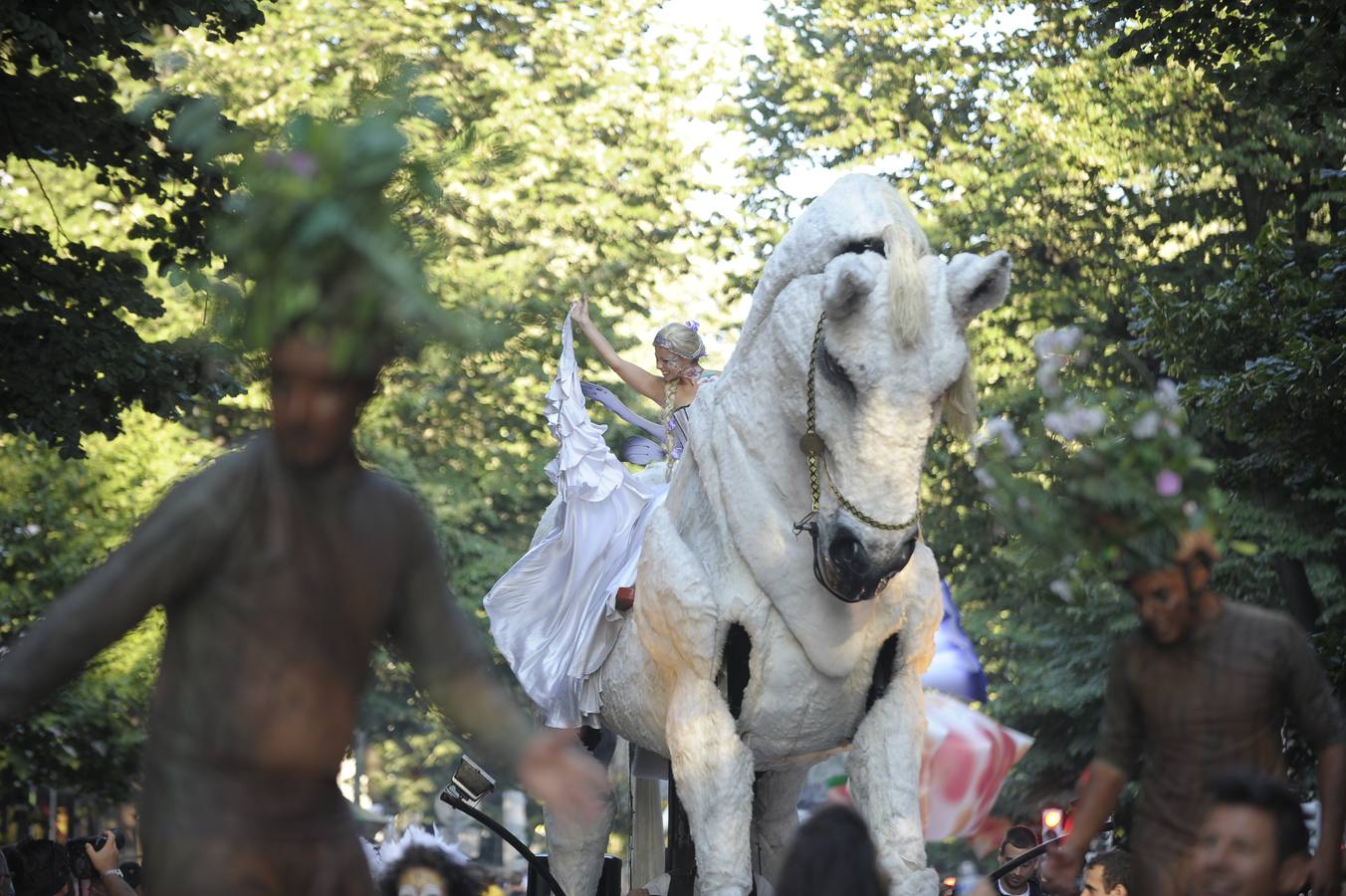 Desfile de la Ballena
