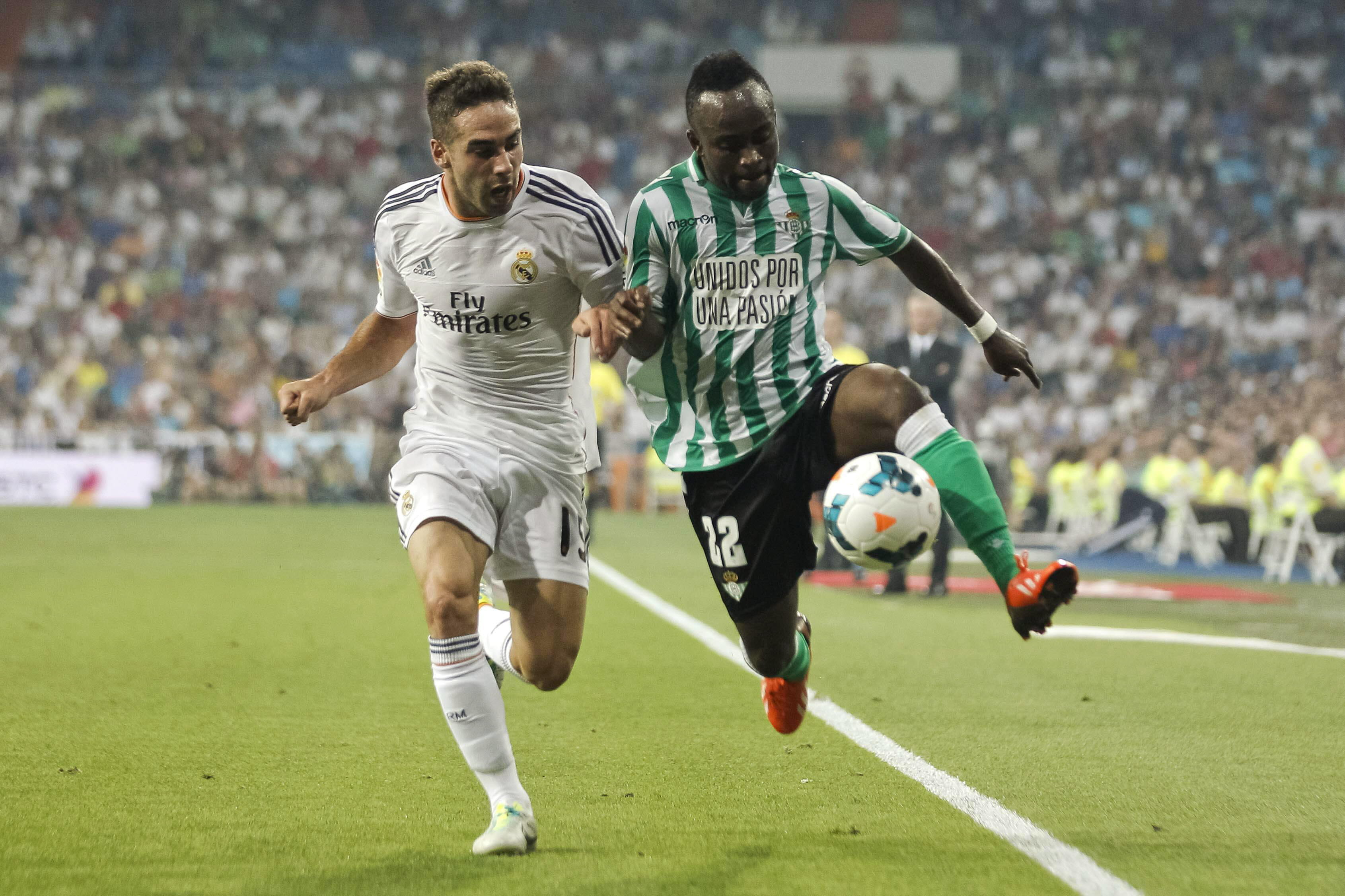 Betis-Real Madrid (Primera División)