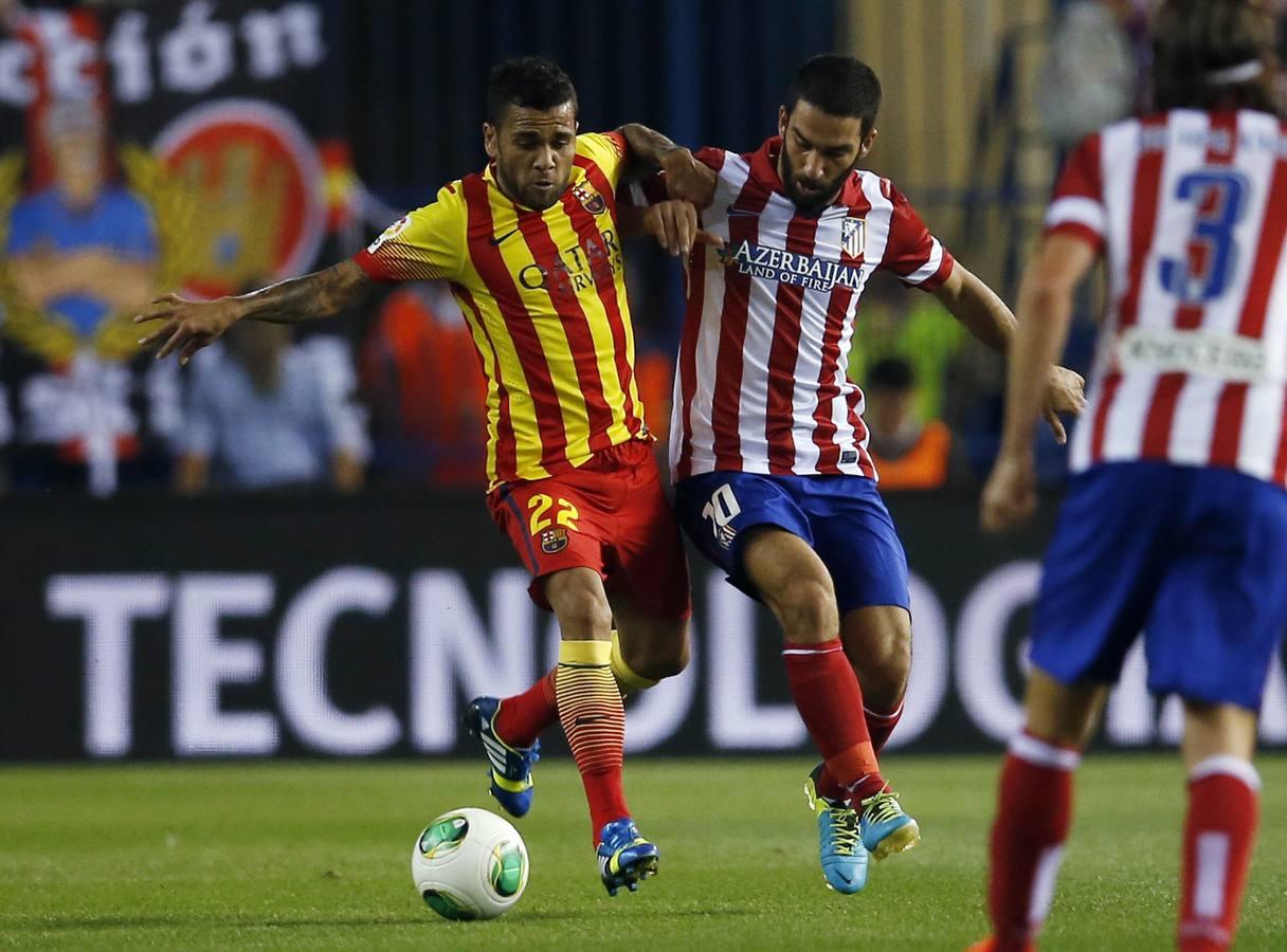 Supercopa de España: Atlético-Barça