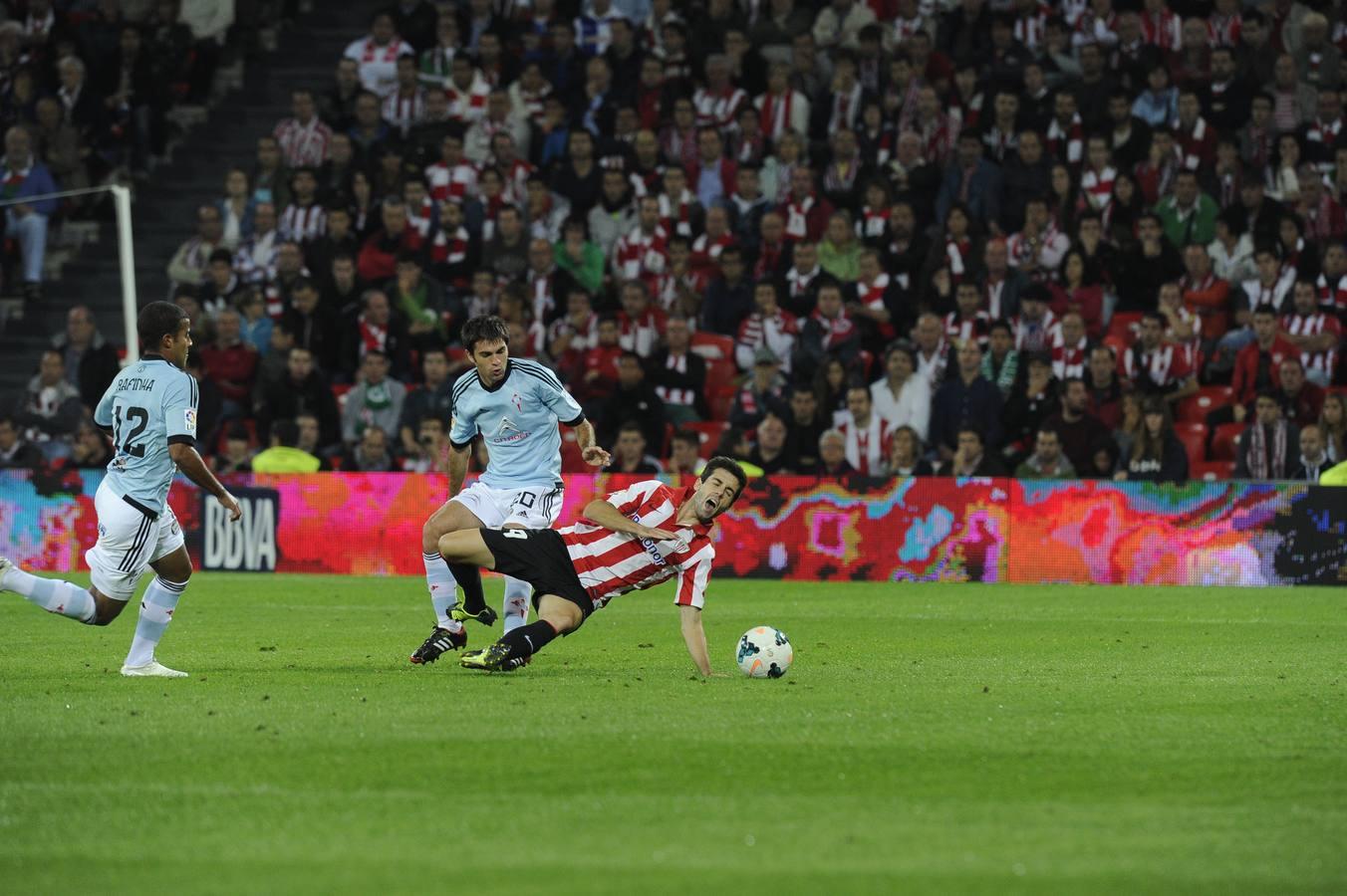 Athletic-Celta en imágenes