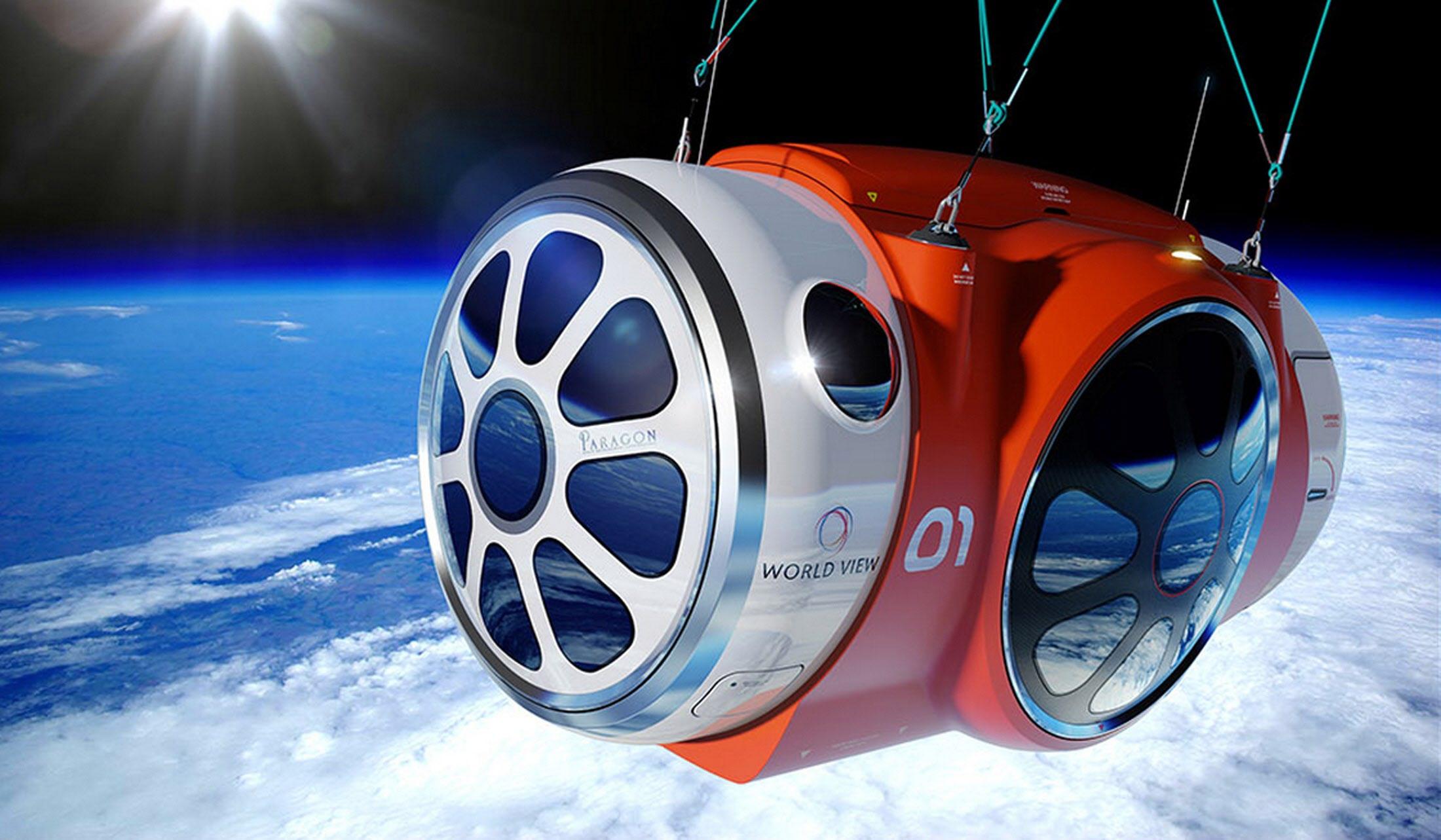 Viajes a la estratosfera por 75.000 dólares