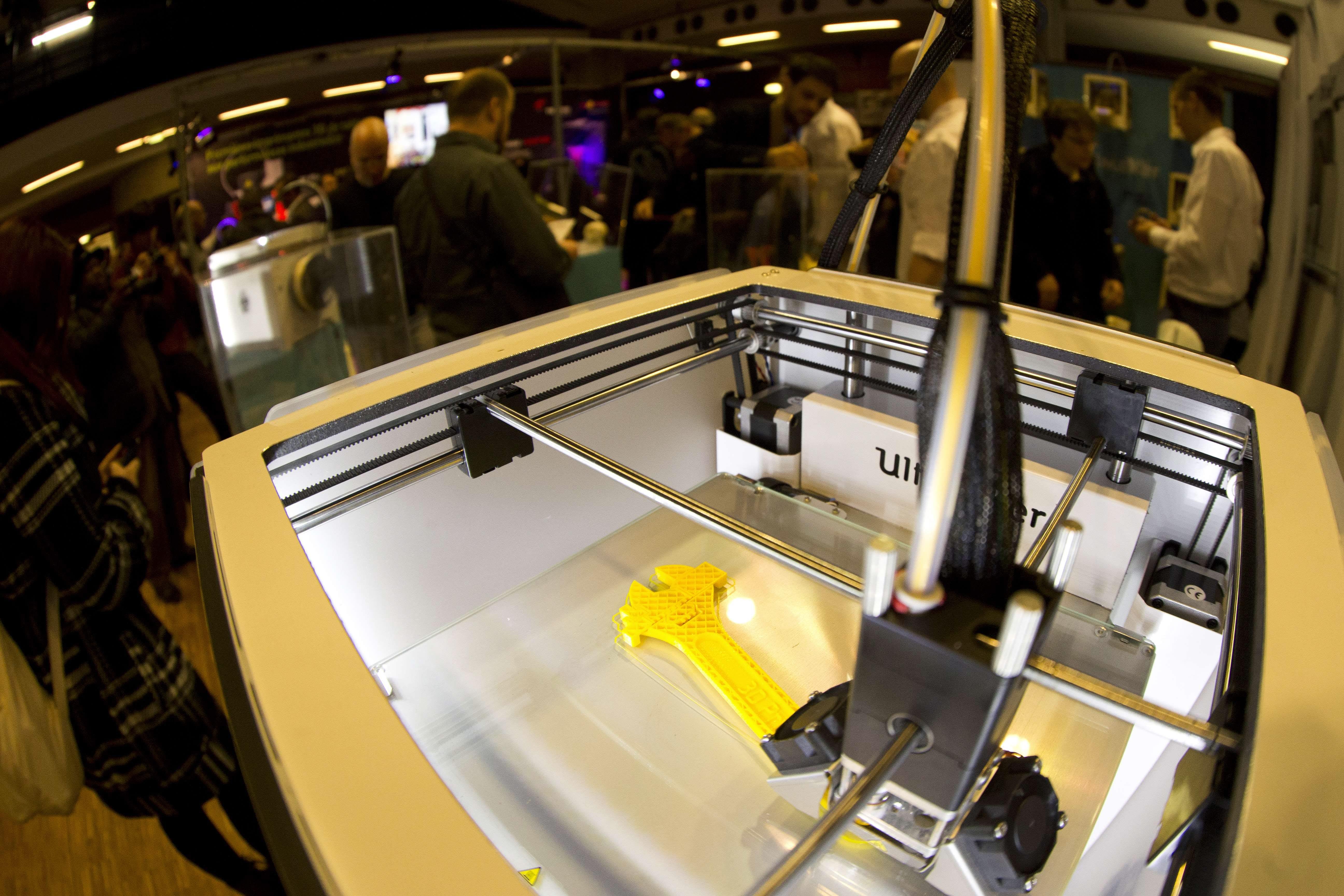 Los límites de la impresión 3D
