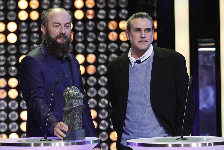 Los ganadores de los premios Goya 2014